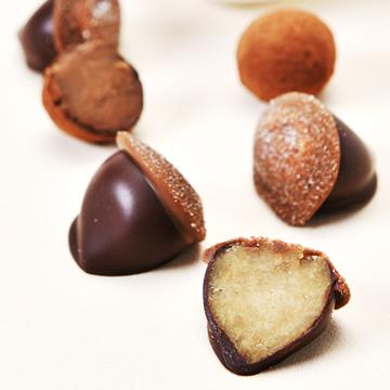 栗チョコレート&マロントリュフ