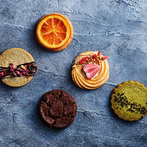 デコレーションクッキー 5枚入り