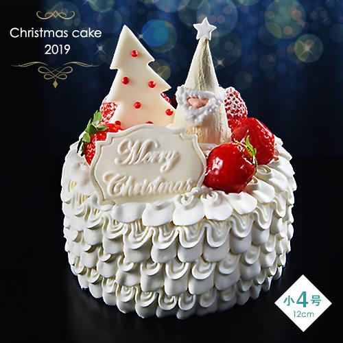 クリスマスケーキ(生クリーム)